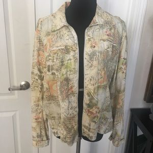 Chico's Casual Jacket